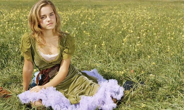 Emma Watson Green