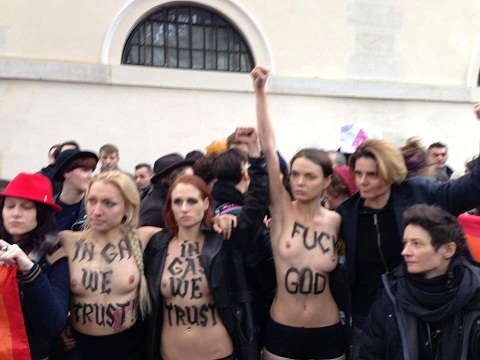 fourest-femen