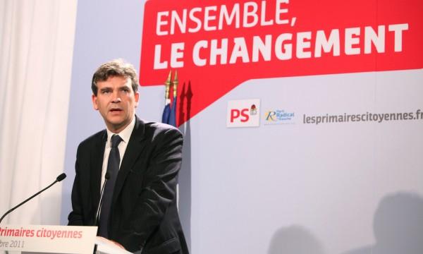 Montebourg_Parti Socialiste