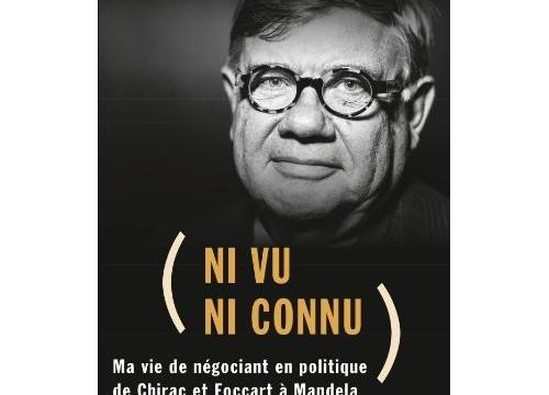 Jean-Yves Ollivier : chroniques d'un diplomate « Ni vu ni connu » (24heuresActu)