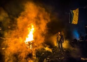 Ukraine chaos
