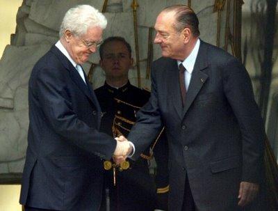 Chirac - Jospin