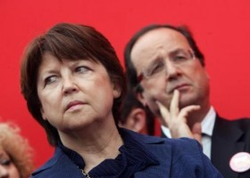 martine-aubry-francois-hollande