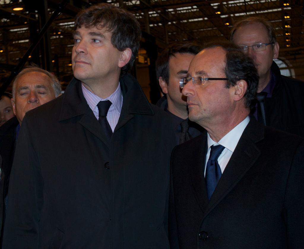 arnaud_montebourg_francois_hollande