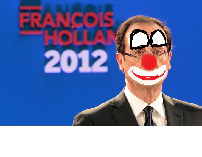 hollande_clown
