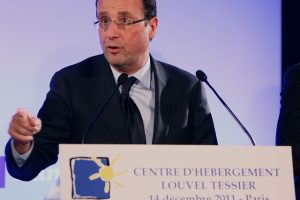francois_hollande_cravate Parti socialiste