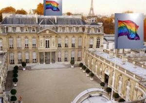 elysee_drapeau_gay_france