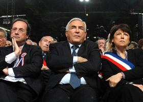 Hollande-DSK-AUbry