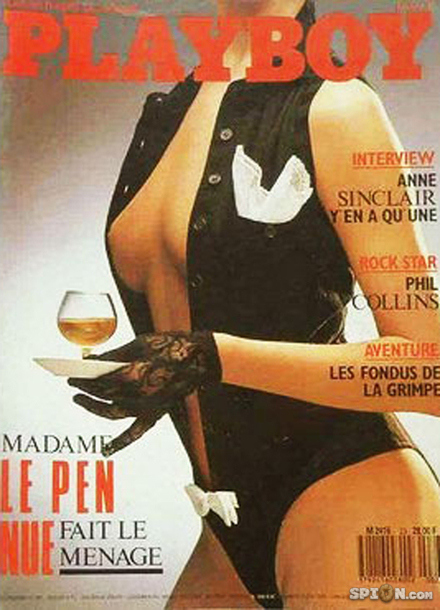 pierrette-le-pen-nue-playboy-