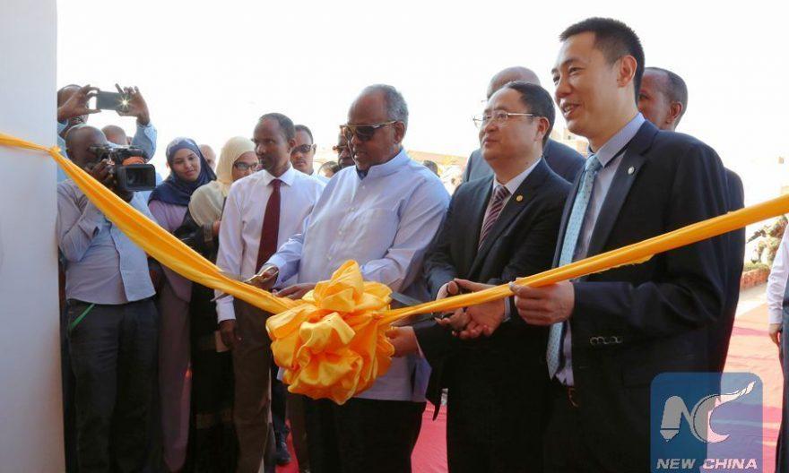 Djibouti, Etats-Unis, Chine, Ismaïl Omar Guelleh