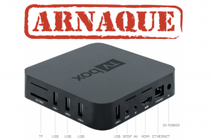 Box Tv Arnaque