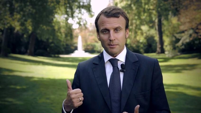 Macron le Petit