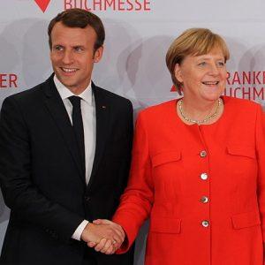 Macron et Merkel unis dans la destruction de l'Europe