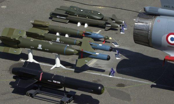 Égypte France Macron armes