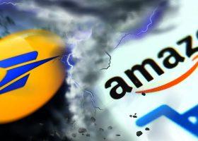 Amazon La Poste