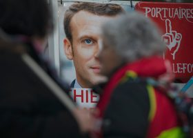 Macron retraites
