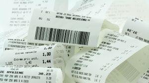 tickets de caisse écologie